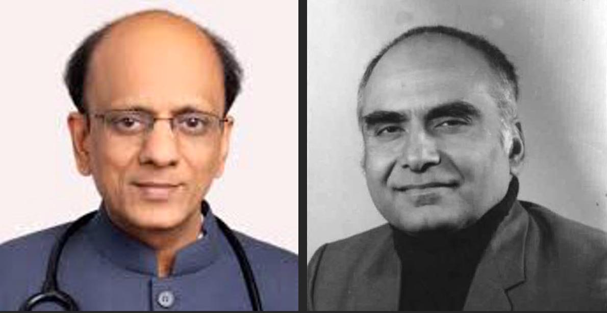 KK Aggarwal & NK Ganguly